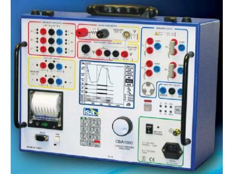 Устройства контрольно-измерительные для проверки высоковольтных выключателей CBA 1000, CBA 2000