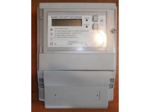 Счетчики электрической энергии трехфазные статические МАЯК Т301АРТ
