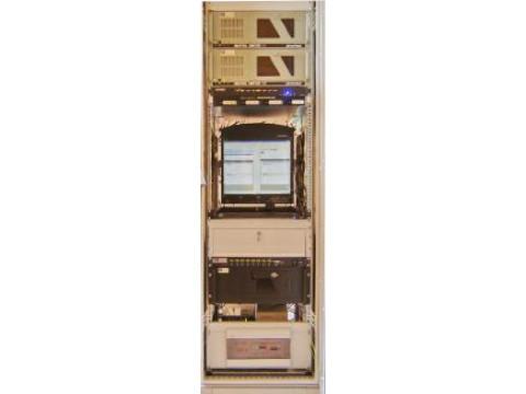 Система автоматизированная сейсмометрического контроля гидротехнических сооружений Камской ГЭС