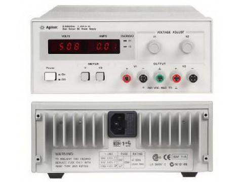 Источники питания постоянного тока E3620A, E3630A