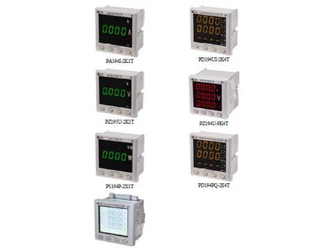Приборы электроизмерительные цифровые PA, PD, PS, PZ