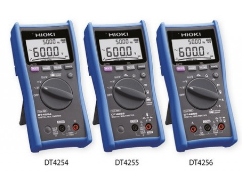 Цифровые мультиметры Hioki DT4200