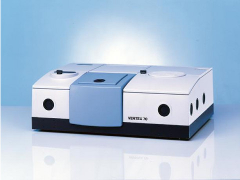 Фурье-спектрометры инфракрасные VERTEX, мод. VERTEX 70, VERTEX 70v, VERTEX 80, VERTEX 80v