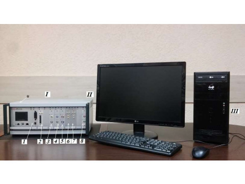 Комплекс измерительный параметров аналоговых микросхем и устройств ДМТ-202