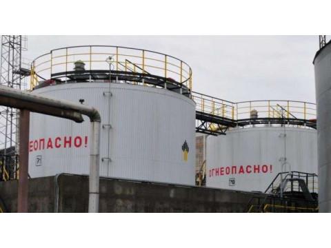 Резервуары стальные вертикальные цилиндрические с теплоизолированной стенкой номинальной вместимостью 400 м3 РВС-400