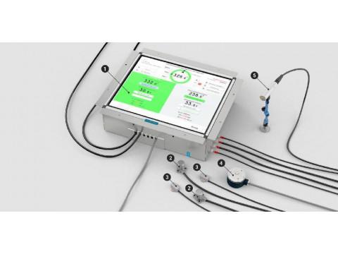 Системы измерений вибрационные балансировочные ВИБРОЛАБ