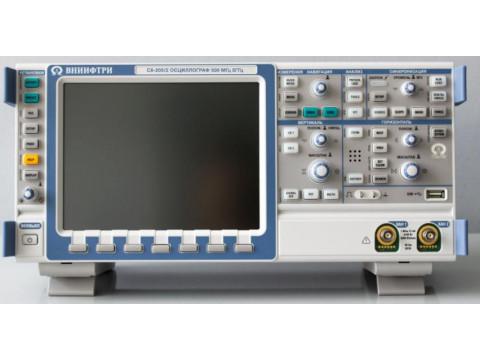 Осциллографы цифровые запоминающие С8-205/2, С8-205/4