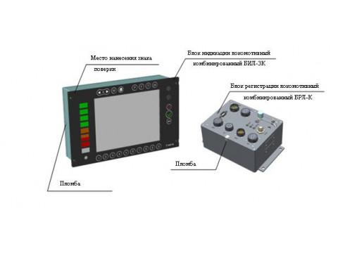 Каналы измерительные скорости из состава систем контроля и регистрации параметров движения подвижного состава железных дорог и метрополитена СКРПД