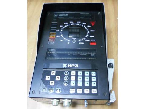Каналы измерительные скорости и давления из состава устройства безопасности комплексного локомотивного унифицированного КЛУБ-У