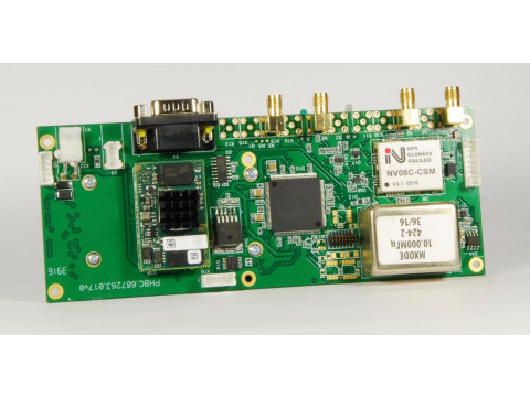 Аппаратура частотно-временной синхронизации СН-5834, СН-5834М, СН-5834С