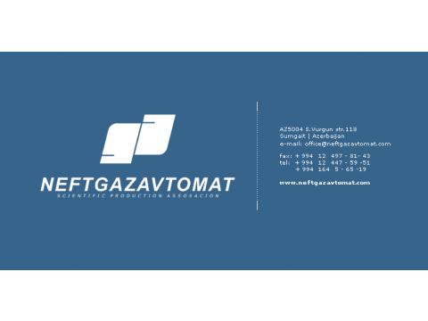 """Аз. НПО """"Нефтегазавтомат"""", Азербайджан, г.Сумгаит"""