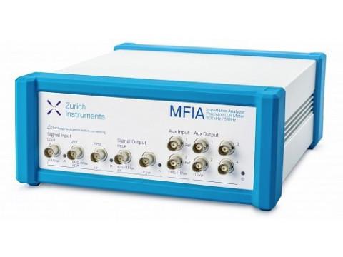 Анализатор импеданса и прецизионный измеритель LCR MFIA