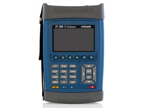Анализаторы ТВ сигналов мультисистемные ИТ-100