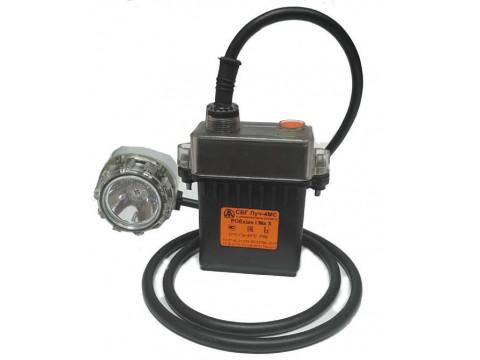 Сигнализаторы метана и окиси углерода, совмещенные со светильником Сигмет-2 (сигнализаторы) СВГ Луч-4 (светильник)