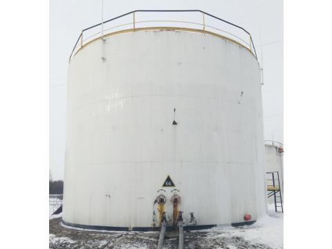 Резервуары стальные вертикальные цилиндрические РВСП-1000, РВС-400