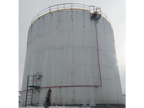 Резервуары стальные вертикальные цилиндрические РВСП-2000, РВСП-1000, РВСП-700, РВС-200