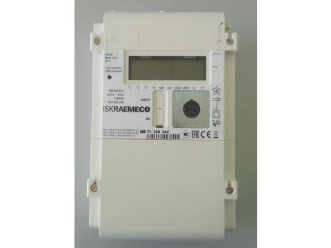 Счетчики электрической энергии однофазные многофункциональные AM550-E