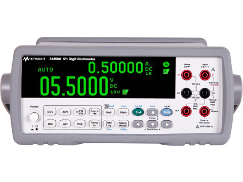 Мультиметры цифровые 34450A