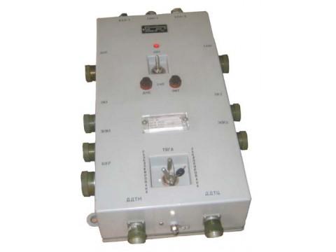 Каналы измерительные скорости и давления из состава системы КЛУБ-УП