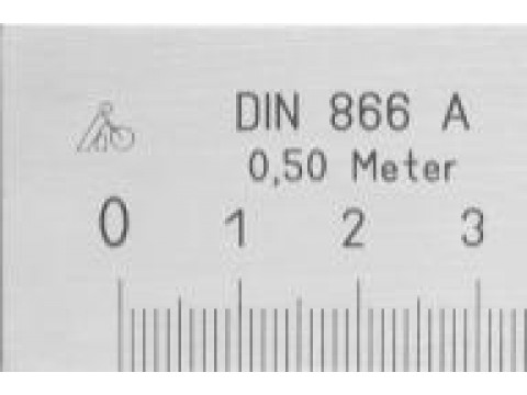 Линейки измерительные металлические Holex серии 46