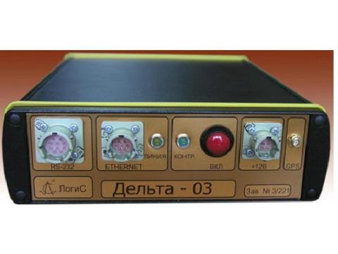 Регистраторы сейсмических сигналов Дельта-03