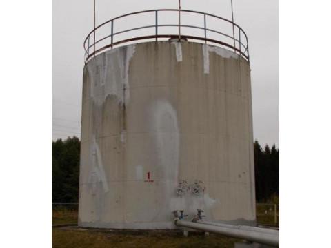 Резервуары стальные вертикальные цилиндрические РВС-200, РВС-700, РВС-1000