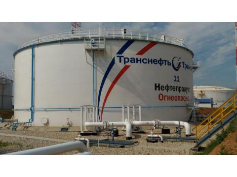 Резервуары вертикальные стальные цилиндрические РВСП-10000, РВСП-20000, РВСП-50000