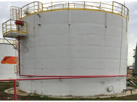 Резервуар стальной вертикальный цилиндрический РВС-1000