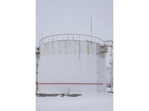Резервуары вертикальные стальные цилиндрические РВС-3000