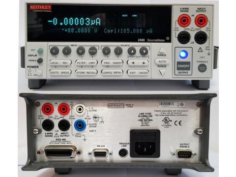 Источники-измерители напряжения и силы тока Keithley 2400
