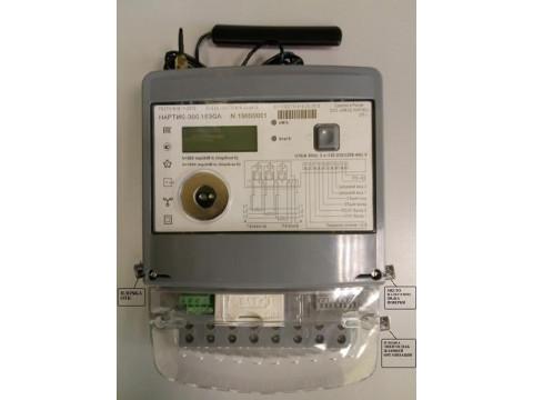 Счетчики электрической энергии трехфазные интеллектуальные НАРТИС-300