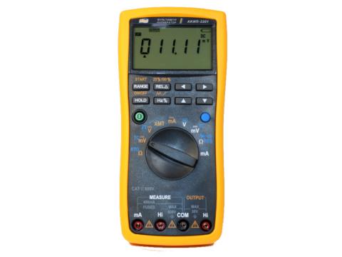 Мультиметр калибратор АКИП-2201