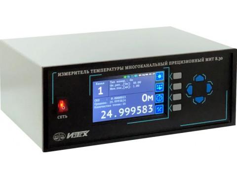 Измерители температуры многоканальные прецизионные МИТ 8.30