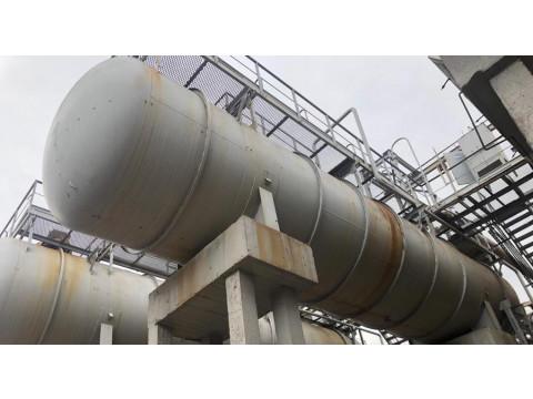 Резервуары горизонтальные стальные цилиндрические РГС-100, РГС-200