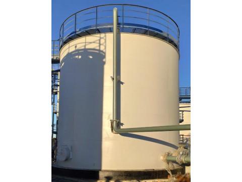 Резервуары стальные вертикальные цилиндрические РВС-400