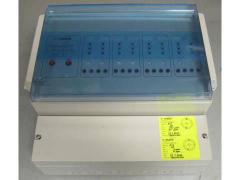 Газосигнализатор GW 14 Z-R-DK с датчиками MF CO 50-DK, MF NO 20-DK