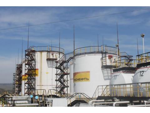 Резервуары стальные вертикальные цилиндрические РВСП-400, РВС-1000, РВСП-1000