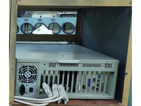 Система автоматизированная информационно-измерительная стенда ЭС-09-01 цеха № 26