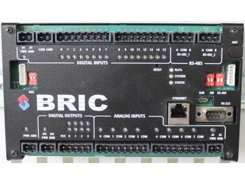Контроллеры программируемые логические BRIC BRIC