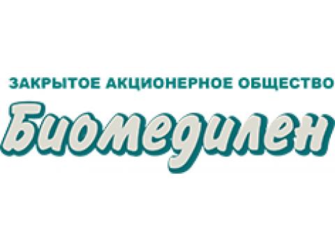 """ЗАО """"Биомедилен"""", г.С.-Петербург"""