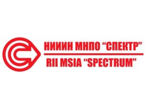 """ЗАО """"НИИИН МНПО """"Спектр"""", г.Москва"""