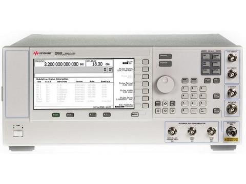 Аналоговый генератор ВЧ-сигналов PSG E8663D