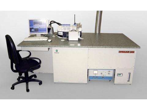 Спектрометр с индуктивно-связанной плазмой ЭРИДАН 500