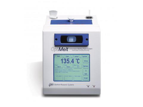 Автоматизированная система определения температуры плавления MPA100