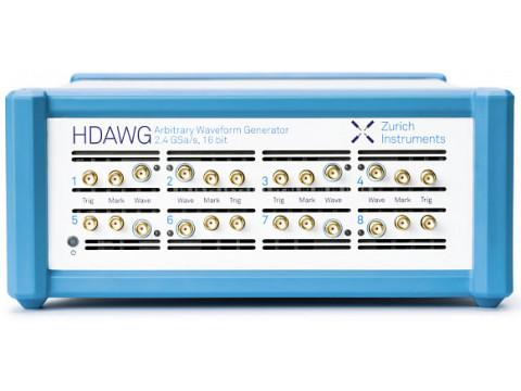 Генератор свободного сигнала HDAWG