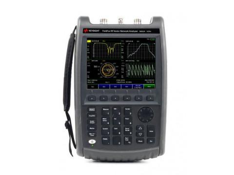 Портативный ВЧ векторный анализатор цепей FieldFox N9923A