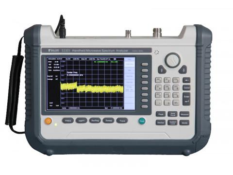 Портативный анализатор спектра S3301