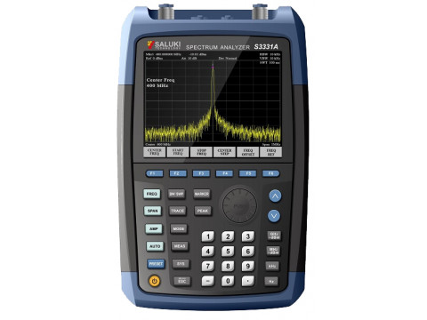 Портативные анализаторы спектра серии S3331
