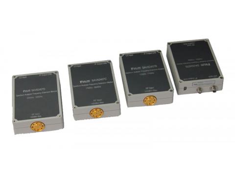 Модули расширения частотного диапазона анализаторов спектра SAV82407
