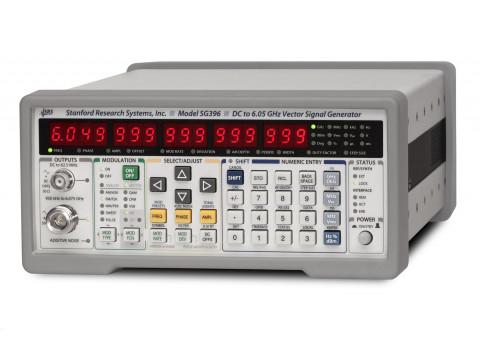Векторный генератор ВЧ сигналов SG396
